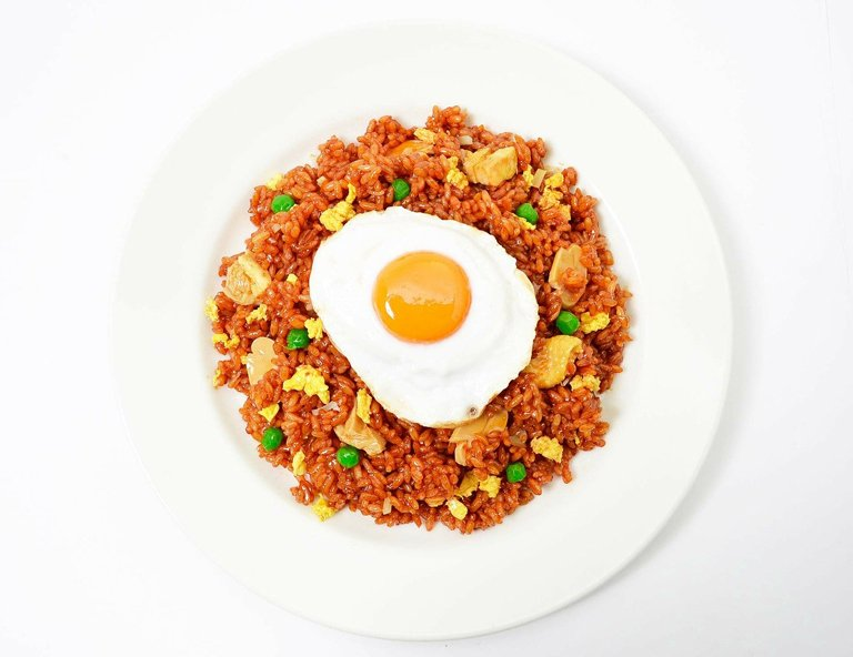 Nasi Goreng - traditional food in Bali
