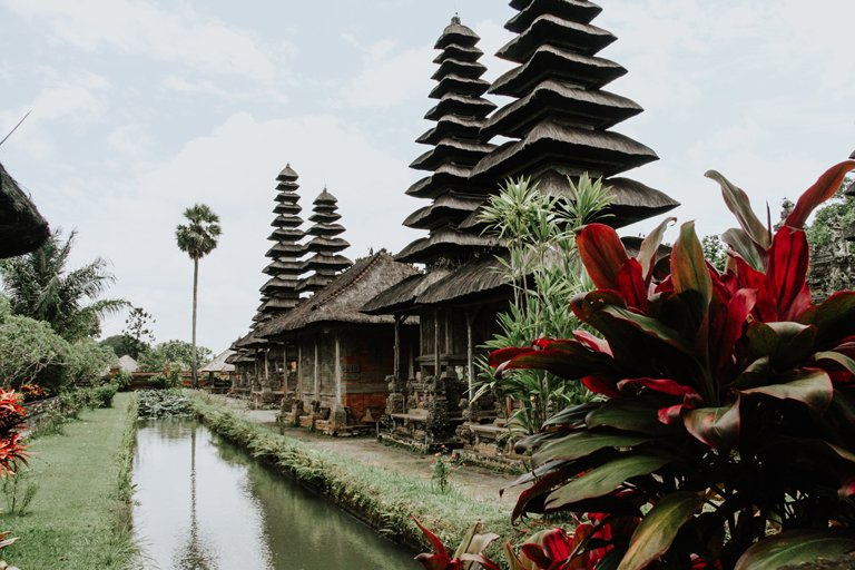 Taman Ayun Temple, one of the most beautiful temples in Bali